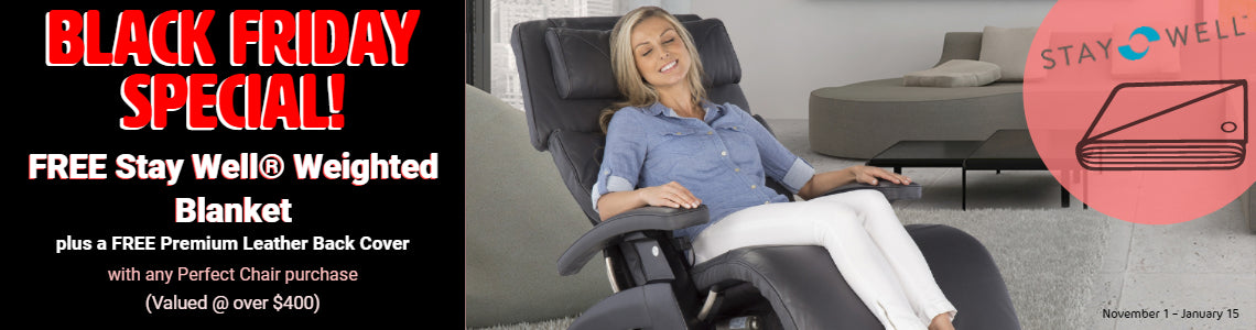human touch perfect chair black friday special