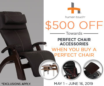 Homan TOuch Save $500 On Accessories