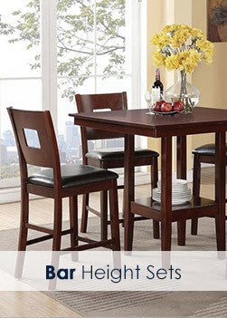 bar height sets in las vegas - Dining Room Set Up