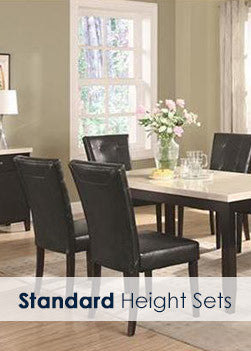 standard height dining sets in las vegas - Dining Room Set Up