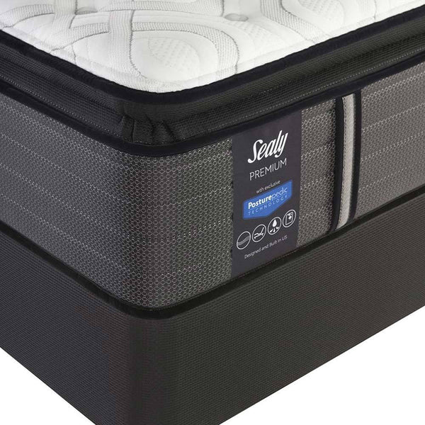 Sealy® Response Premium Cushion Firm Euro Pillowtop Possession + $200 Visa Gift Card