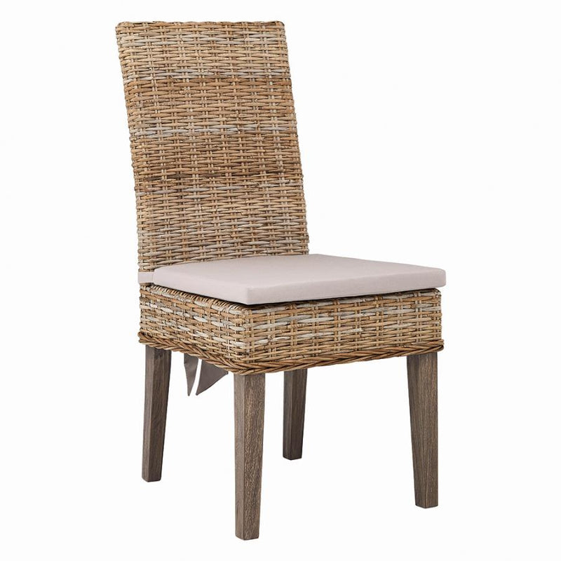 Coaster  Rattan Dining Chair (2 pack)