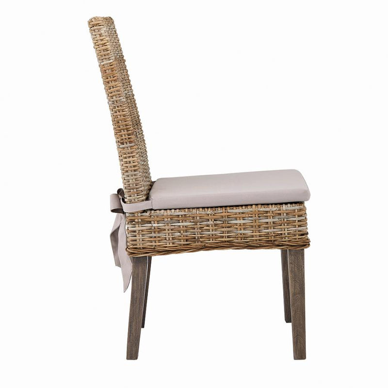Coaster 103803 Rattan Dining Chair (2 pack)