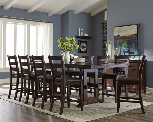 Coaster Holbrook Counter Height Dining Room Collection