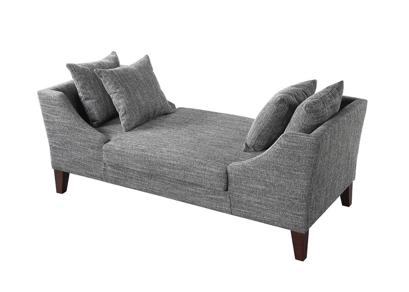 Coaster 550117 Mid-Century Modern Double Sided Chaise