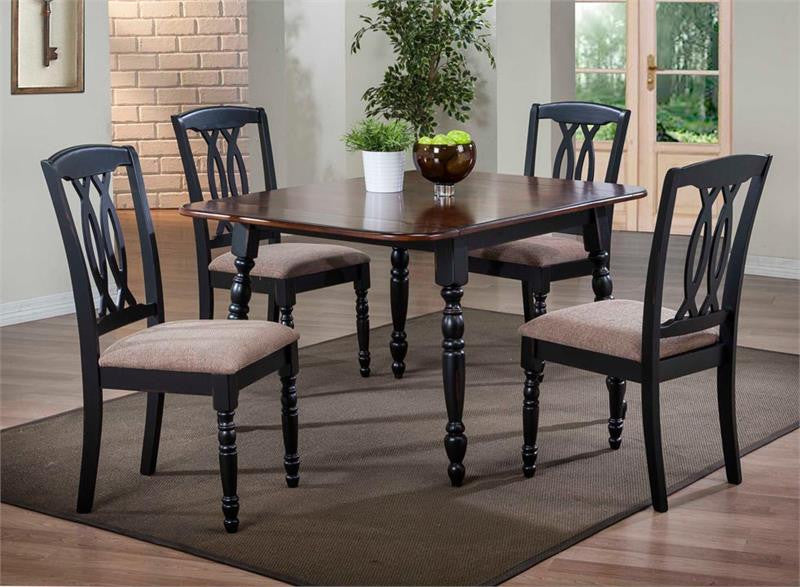 McFerran COU-3854 5 Pc Formal Dining Set