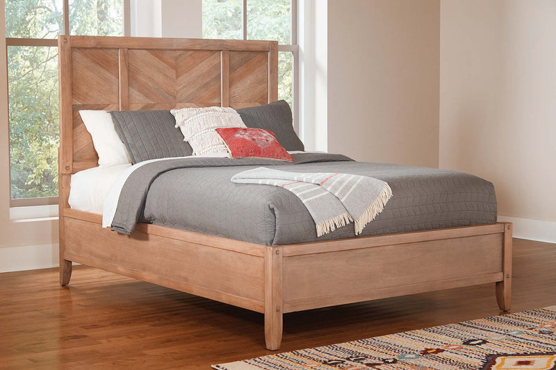 Coaster Auburn Panel Bed