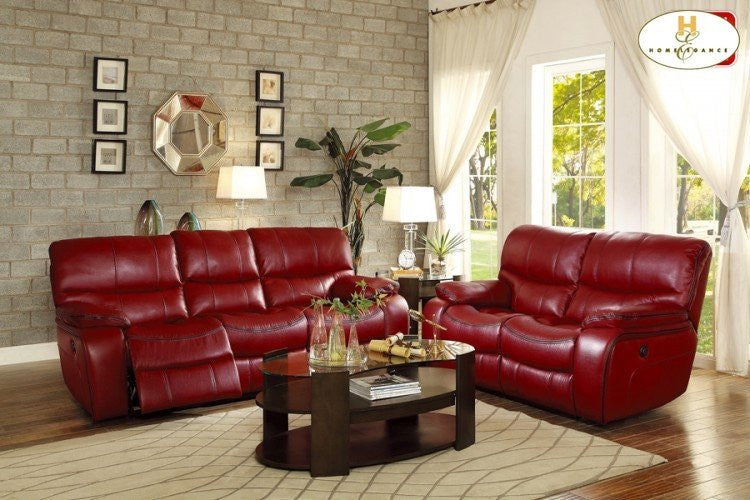 Homelegance Pecos 3 Piece Living Room Collection