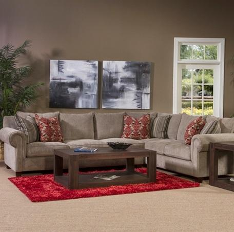 Fairmont Designs Addison Sectional