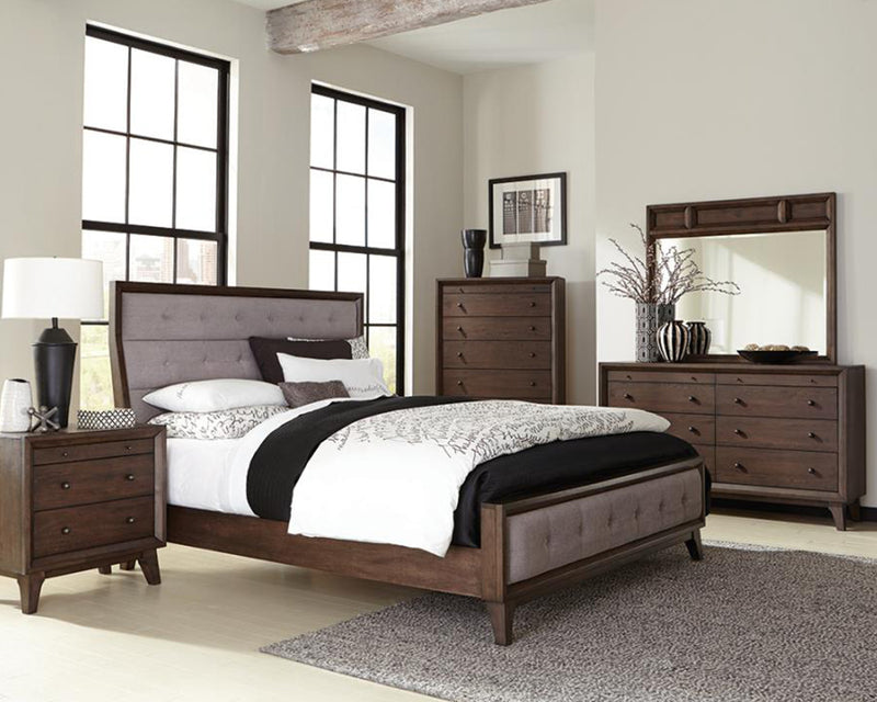 Coaster Bingham Upholstered Bed