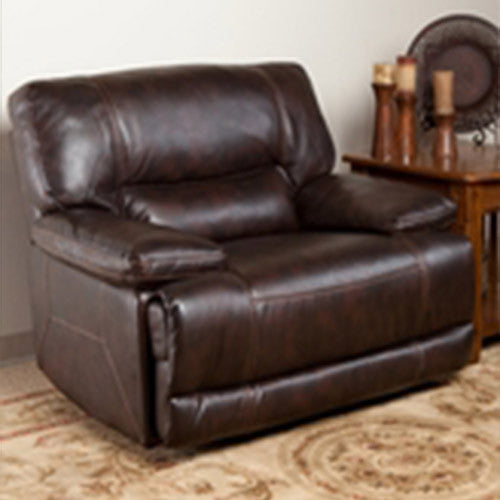 Universal Pegasus Power Nutmeg Recliner Chair