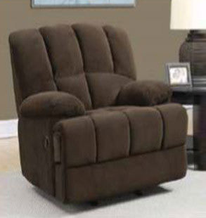 Universal Dona Chocolate Recliner Chair