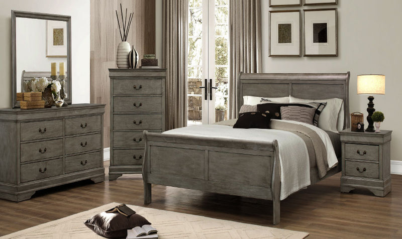 Universal Louis Phillip Bedroom Collection