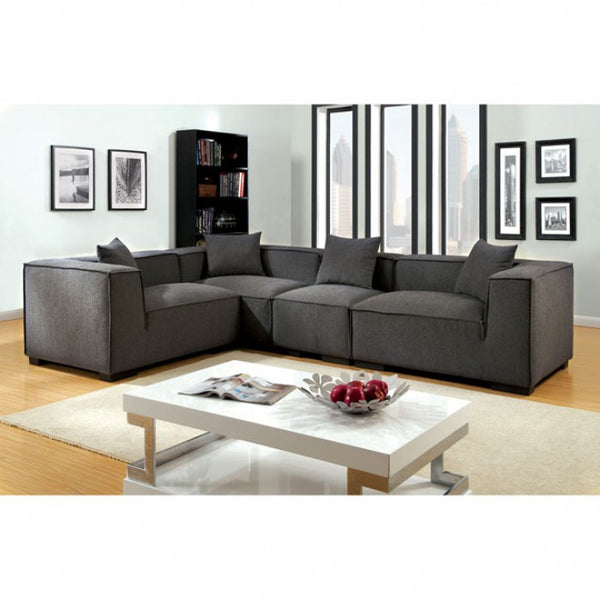 Furniture of America Langdon Sectional