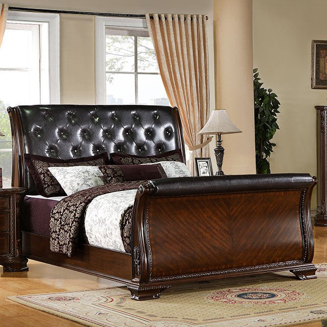 Furniture Of America South Yorkshire 4 Piece Bedroom Set