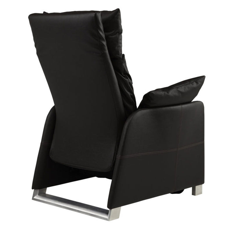 positive posture sora recliner raven back view