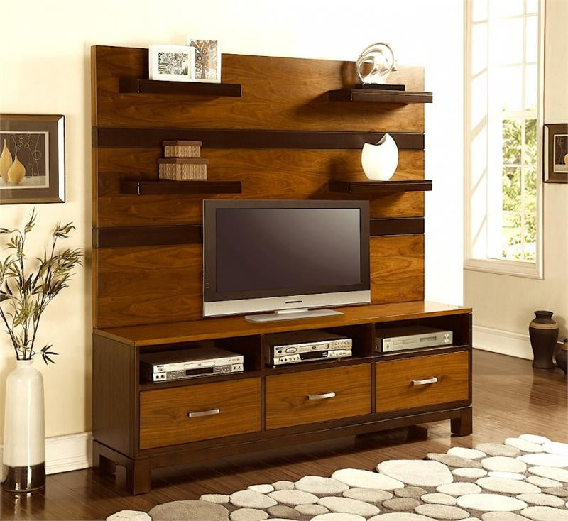 McFerran AWAL-70 Contemporary Entertainment Center