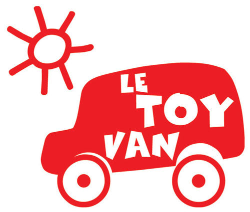 Le Toy Van comes to Peaches&Eaches