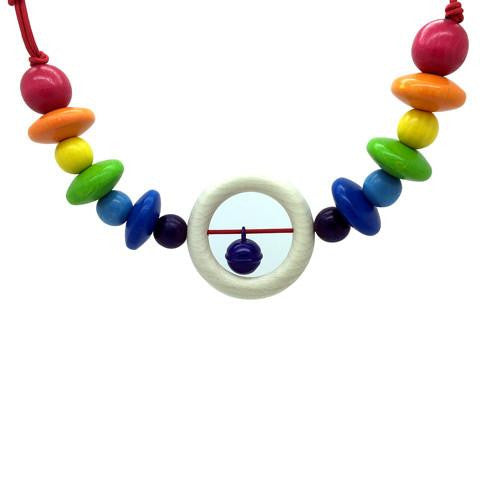 Bead Pram String-Hess-Developmental toys for babies, infants and toddlers. Sustainably sourced, gender neutral, wooden baby toys.