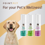 PointPet® Paw Cleaner - Natural Clean & Care