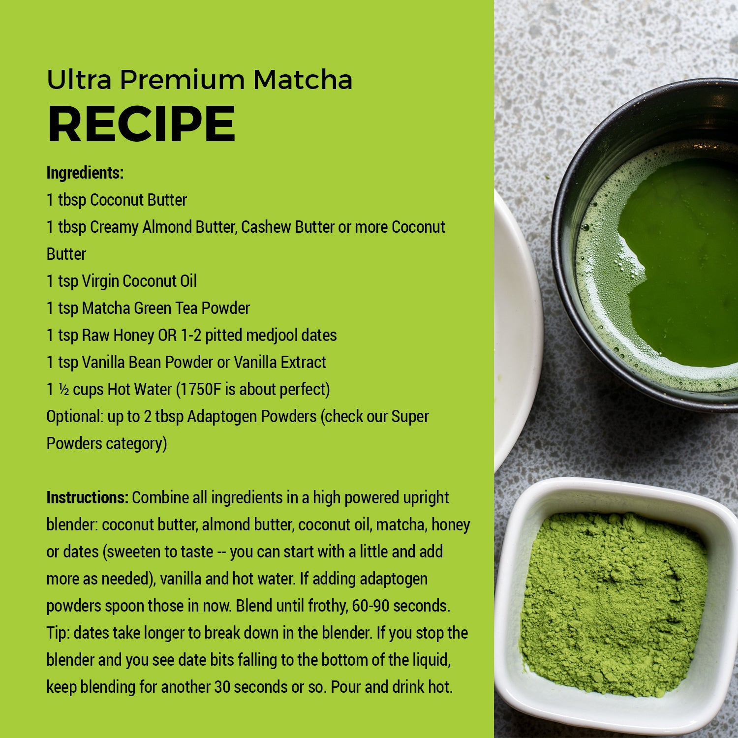 Matcha Gift Set Bundle