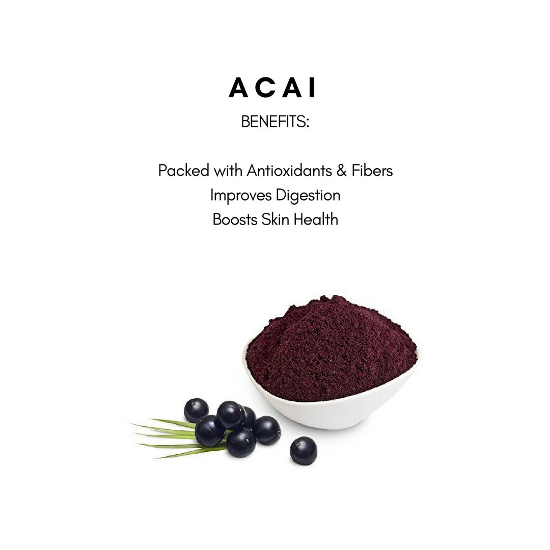 Acai Powder - PRE ORDER - SHIPS AT THE END OF OCTOBER