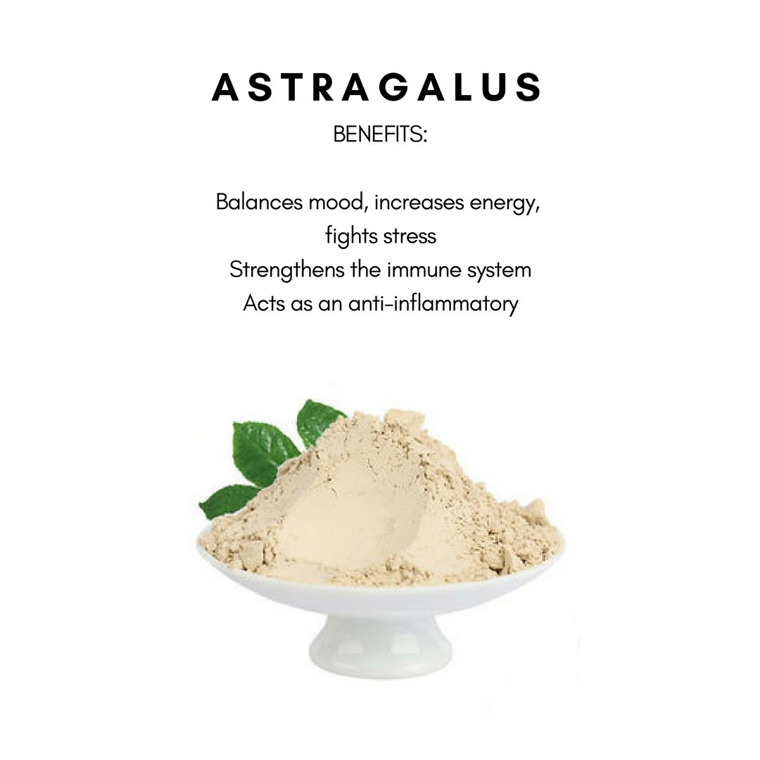 Organic Astragalus Powder - PRE ORDER - SHIPS AT THE END OF OCTOBER