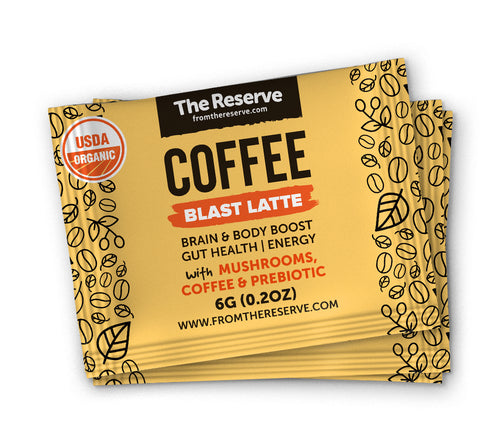 SAMPLE - Coffee Blast Latte