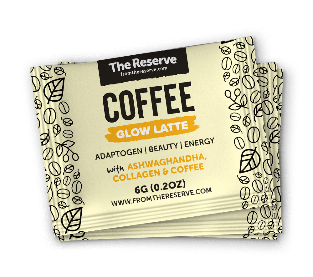 SAMPLE - Coffee Glow Latte