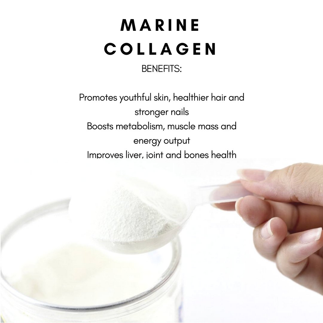 Marine Collagen Powder  · 100g