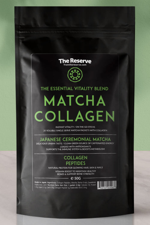 Matcha Collagen sticks