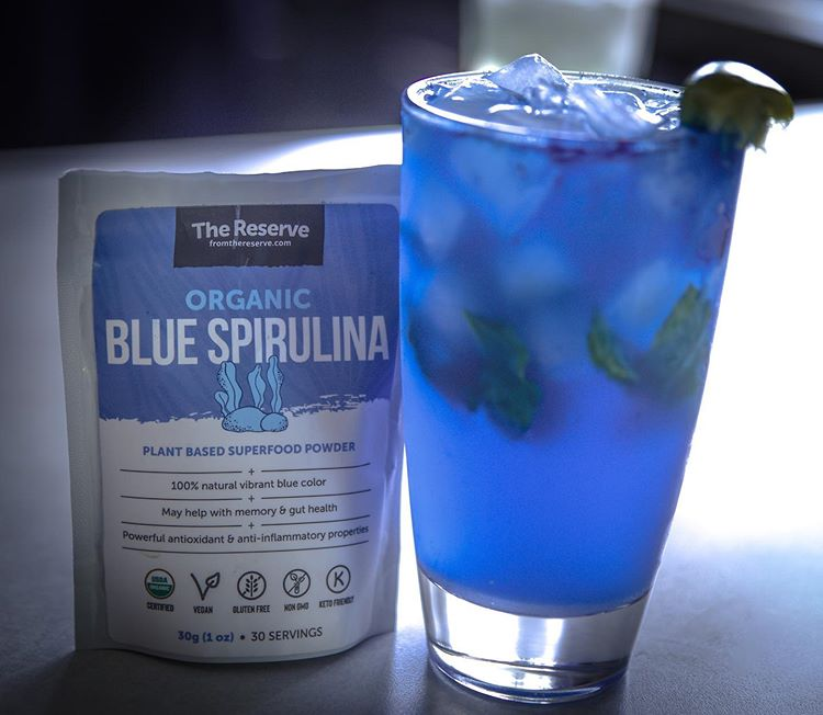 3 X Blue Spirulina - 50% OFF today ONLY!
