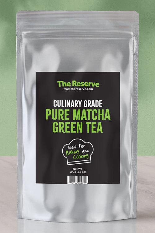 Culinary Organic Matcha · 100G / Ideal for baking & cooking
