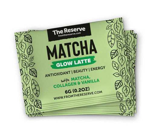 SAMPLE - Matcha Glow Latte