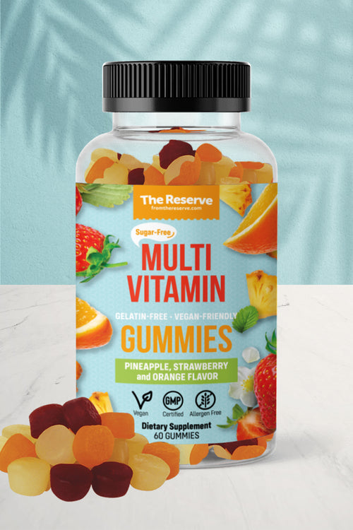 Multivitamin Gummies  - Sugar Free & Vegan
