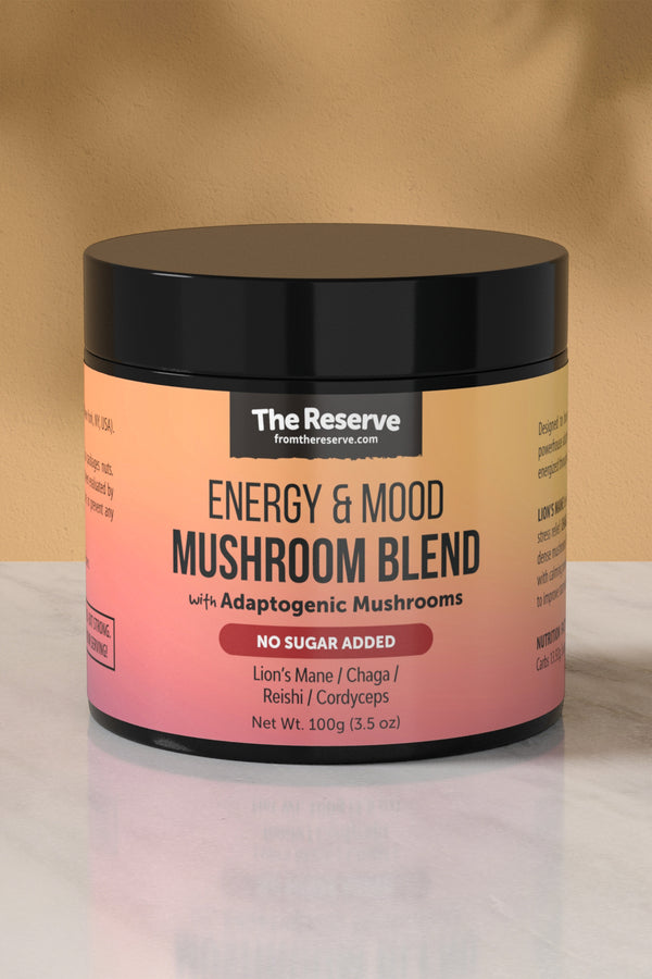 Mushroom Blend by The Reserve