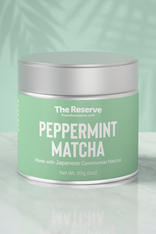 Peppermint Matcha