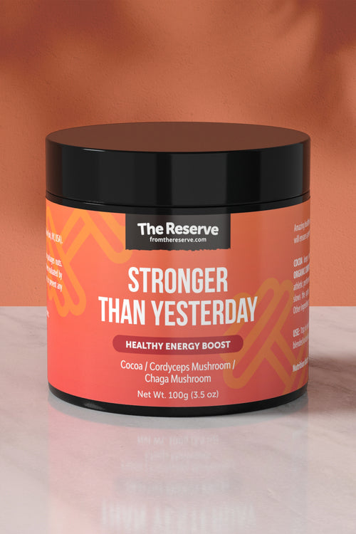 Stronger than yesterday! - PRE-ORDER