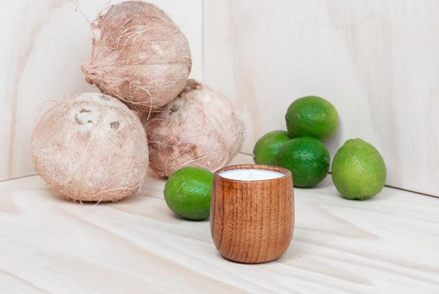 No. 171  coconut + lime
