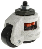 Leveling Caster | FootMaster GDN-40S-3/8 with Stem Attached