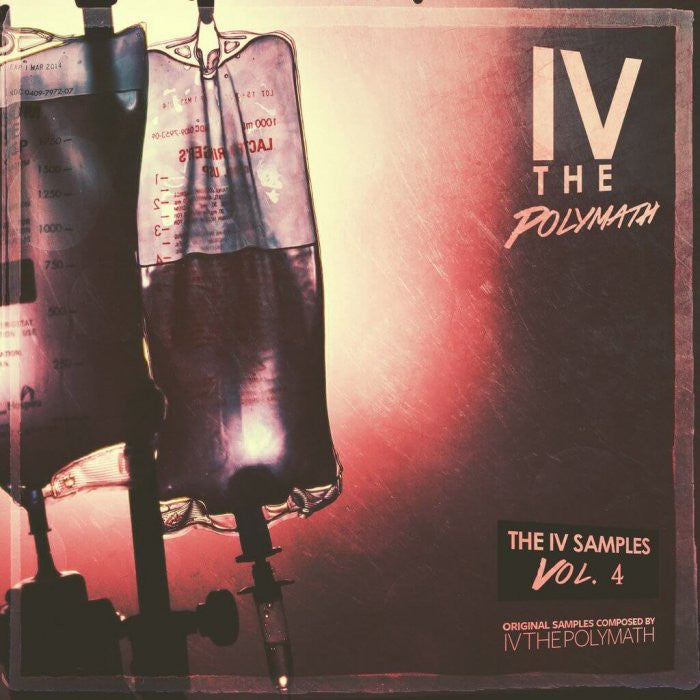 The IV Samples Vol. 4 (Sample Pack) by IV The Polymath