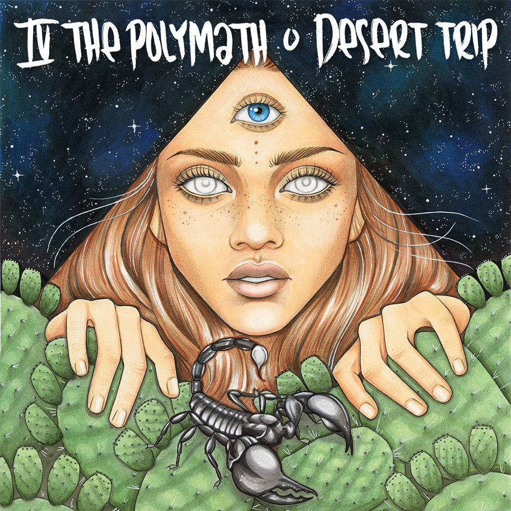 Desert Trip by IV the Polymath COMING SOON