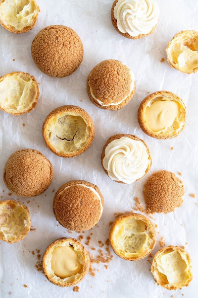Choux Pastry Workshop