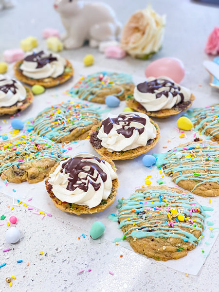 Mini Egg Cookie Sandwich