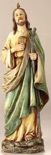 "St. Jude Figure 10""Scale Renaissance Collection from Joseph's Studio for Roman Inc."