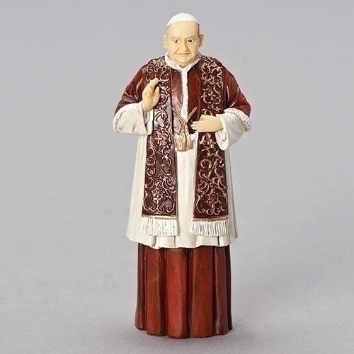 Pope Saint John XIII Statue Boxed-Patrons and Protectors