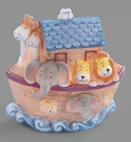 "6.25""H Noah's Ark Night Light"