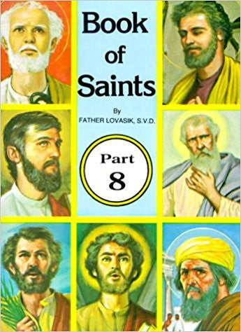 Book of Saints Part 8