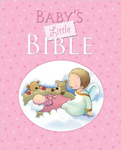 Baby's Little Bible: Pink Edition
