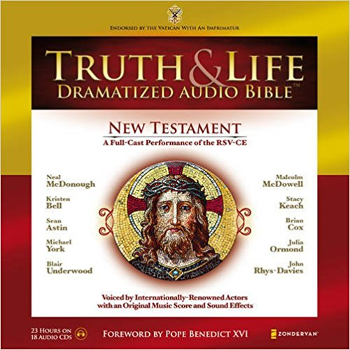 Truth & Life Dramatized Audio Bible-New Testament